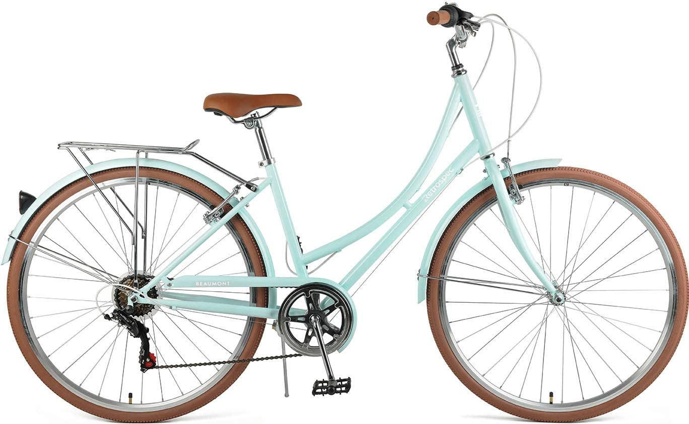 retrospec women's city bike