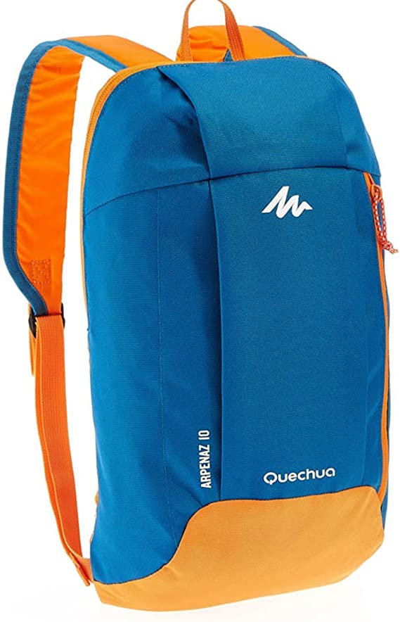 Quechua Kids Adults X-Sports Decathlon 10L Outdoor Day Backpack Small