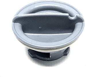 Whirlpool W8558307 Dishwasher Rinse-Aid Dispenser Cap Genuine Original Equipment Manufacturer (OEM) Part