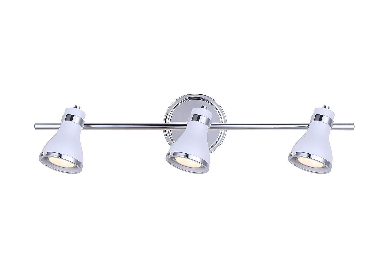 CANARM LTD. IT356A02BPT10 James 電球2個用 トラック照明 3 light ホワイト B01BH6ADDE 3 light|ホワイト ホワイト 3 light