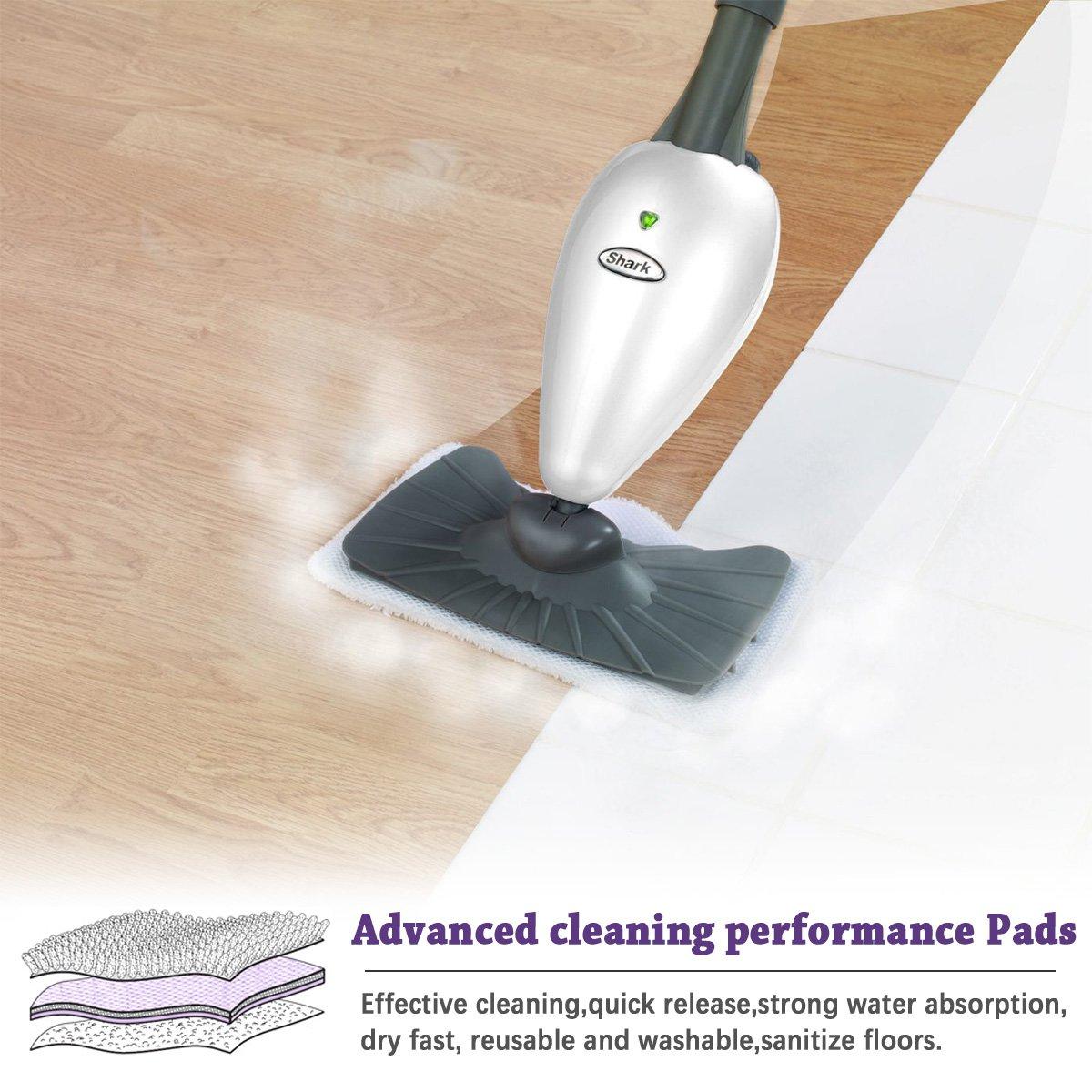 Shark Pro Steam And Spray Mop On Laminate Floors Carpet