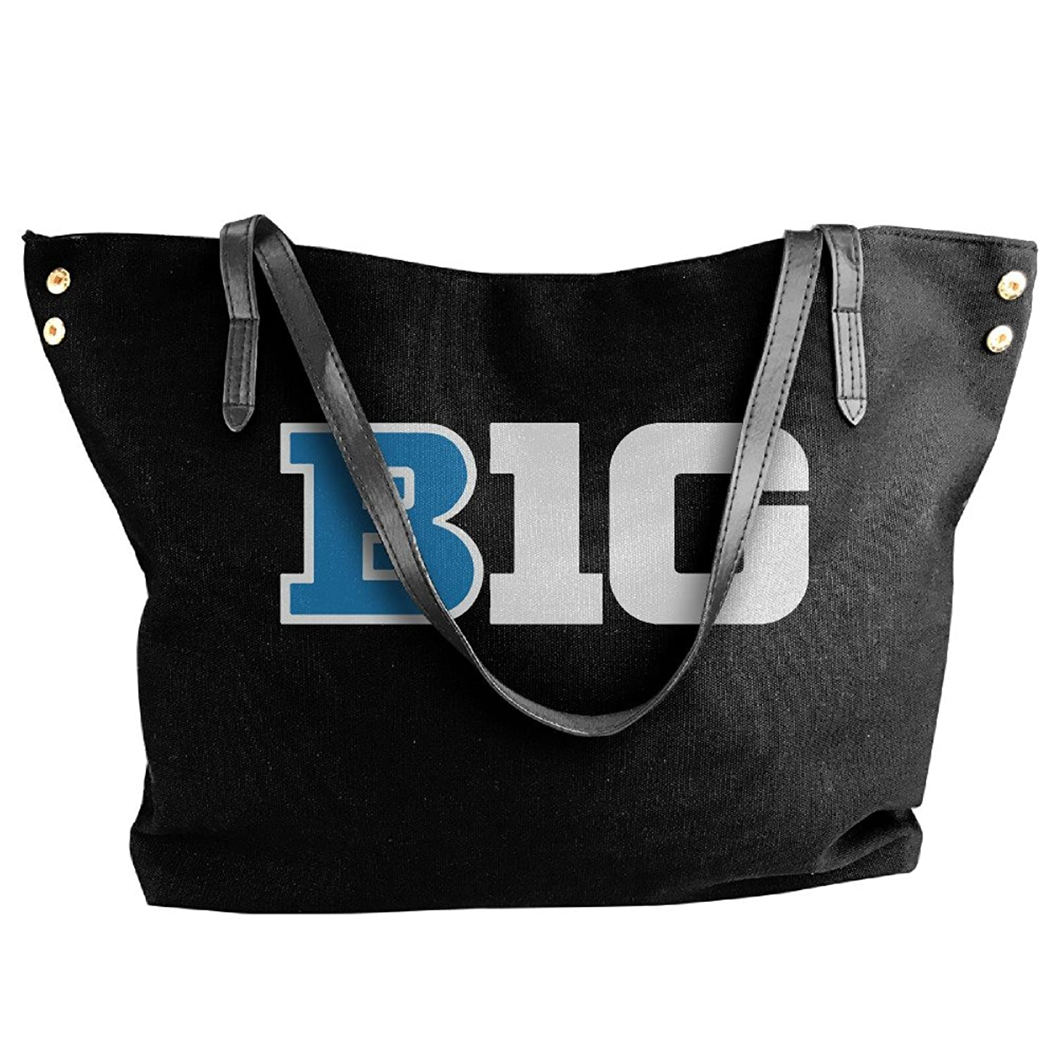 Big Ten Logo Women Shoulder Bags