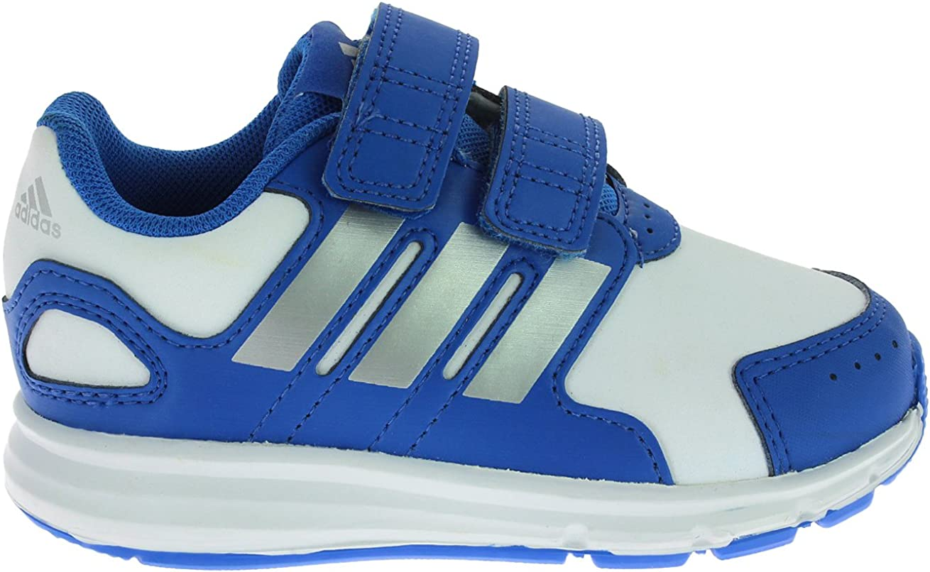 adidas LK Sport CF I Infant Baby Boys Sneakers Shoes-White-4K