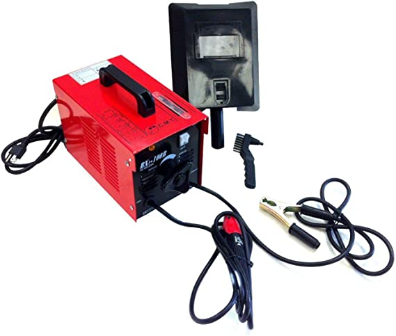 C.M.T Pitbull Ultra-Portable 100-Amp Electric Arc Welder - 110V