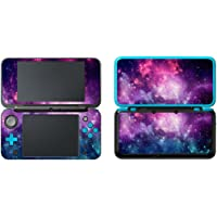 SKINOWN Vinyl Cover Decals Skin Sticker for Nintendo New 2DS XL - Nebula