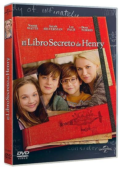 El Libro Secreto De Henry [DVD]: Amazon.es: Naomi Watts