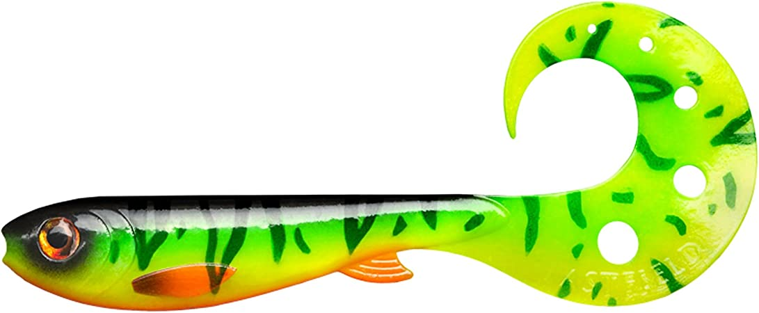 Gummiköder Eastfield Wingman Curly 22cm Gummifische zum Hechtangeln