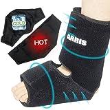 Ice Pack for Ankle Injuries, Foot & Ankle Heel Ice Pack for Sprained Ankle, Achilles Tendon Injuries, Plantar Fasciitis, Burs