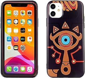 iPhone 11 6.1 Inch TPU Case CASEVEREST 3D Print Design Slim Fit Cover iPhone 11 The Legend of Zelda Sheikah