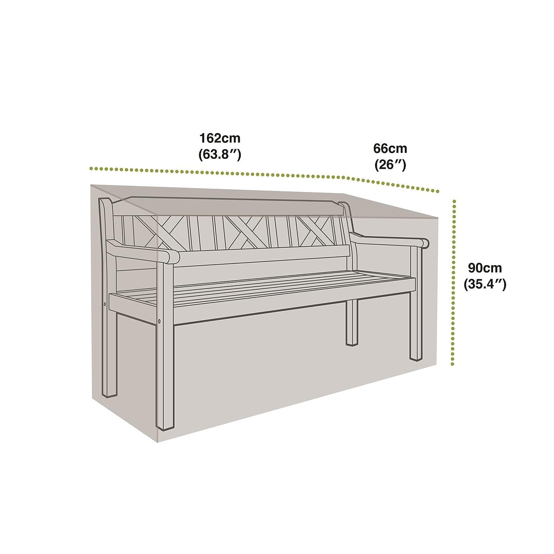 Gardman 32210 Bench Cover - 3 Seater