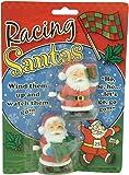 Racing Santas Wind Up Toys
