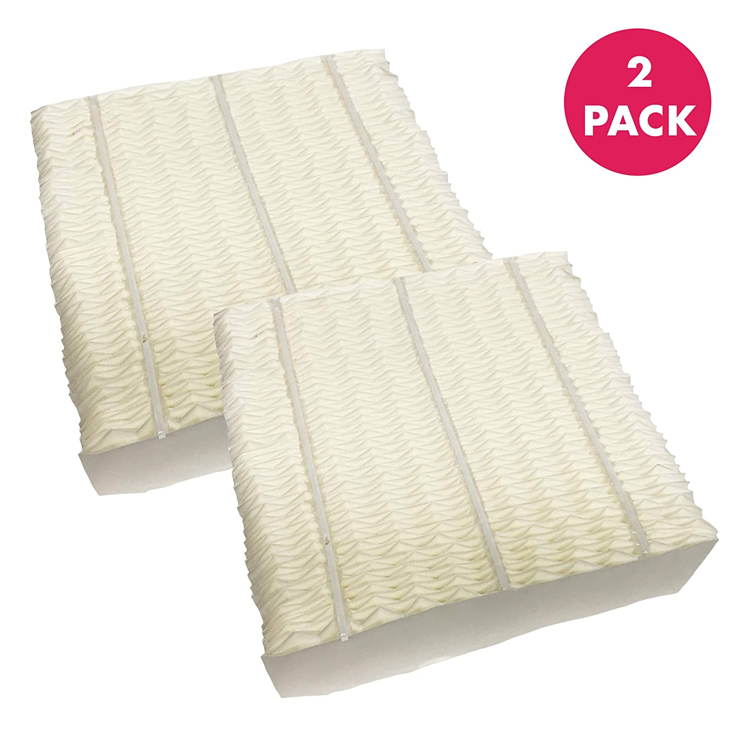 Models Spacesaver 800,8000 Series Console,Bulk Pack Think Crucial Replacement Humidifier Filters Compatible with Aircare 1043 Paper Wick Humidifier Filter Part #1043-10.8 x 4.2 x 12.5 4 Pack