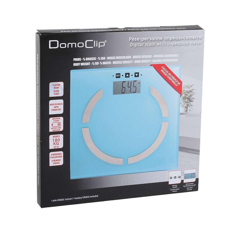 Báscula digital de análisis Báscula de análisis Porcentaje de grasa corporal BMI de calculadora Touch de pantalla (100 gr de pasos, hasta 180 kg, ...