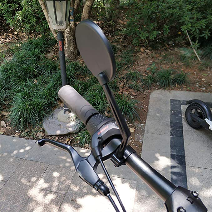 TENGGO Espejo para Xiaomi Scooter Es2 Es1 Motocicleta Bicicleta E ...