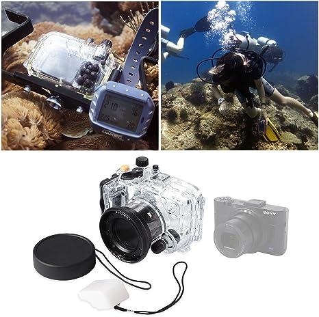 carcasa submarina 40m 130ft Carcasa acuática impermeable para ...