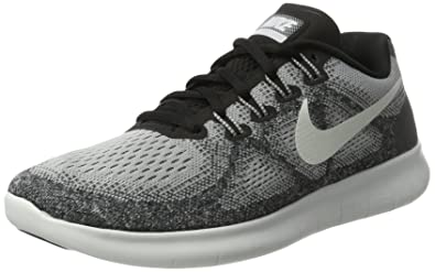 low priced ad8c2 9399b Nike Women s Free Rn 2017 Running Shoes , Wolf Grey Off White-Pure Platinum