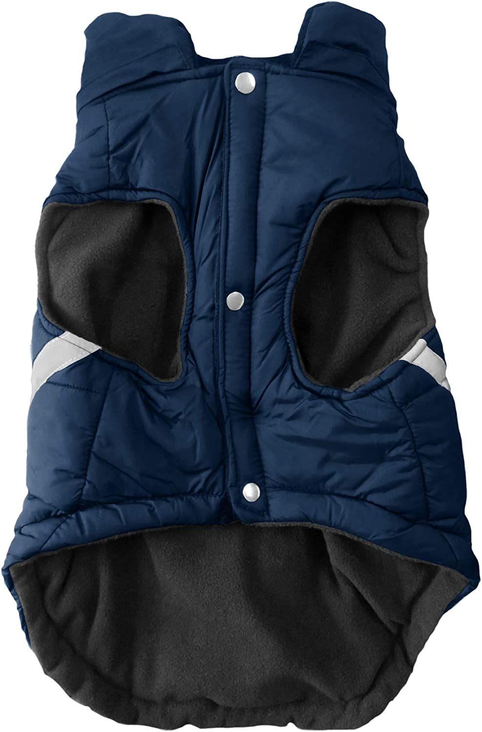 NCAA Pittsburgh Panthers Pet Puffer Vest