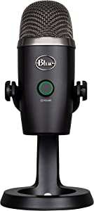 Blue Yeti Nano Premium USB Mic for Recording and Streaming - Blackout