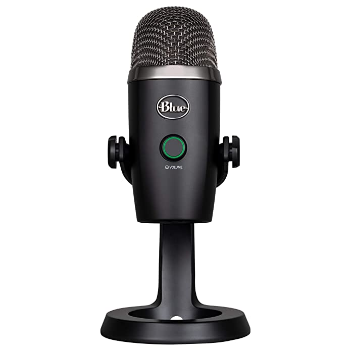 Yeti Nano Premium USB Microphone for Recording & Streaming