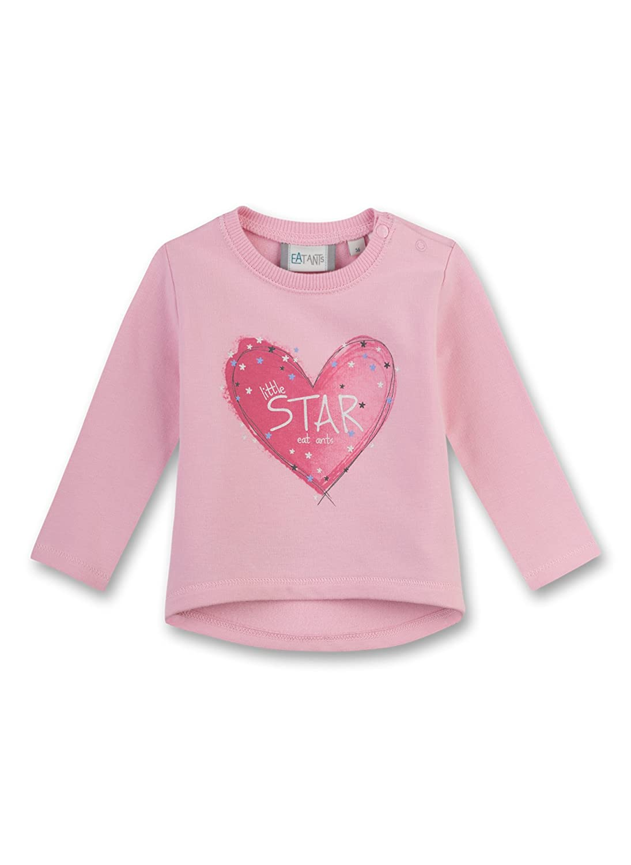 Sanetta Baby-M/ädchen Sweatshirt