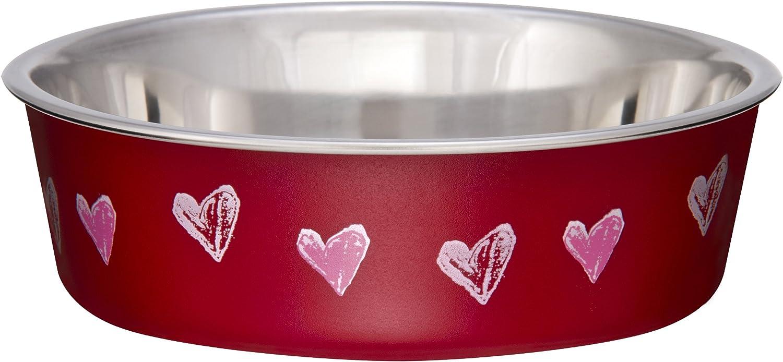Loving Pets Bella Bowl Designer & Expressions Dog Bowl
