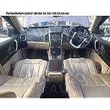 FurnishMyAutoTM Interior Chrome Set of 24 pcs for Mahindra XUV 500 Car Interior Accessories