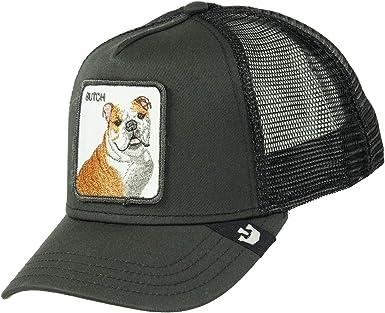 Goorin Bros. | Gorra de béisbol Bulldog en Negro | GOB_101-0250 ...