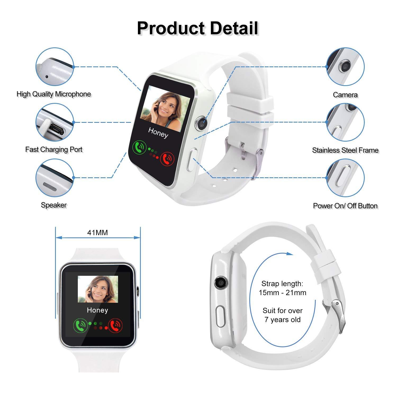 SEPVER Smart Watch SN07 Reloj Inteligente Desbloqueado teléfono ...