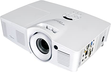 Optoma WU416 WUXGA 3D DLP High Resolution Business Projector