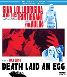 Death Laid An Egg (Blu-ray + DVD Combo)