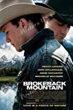 "Posters USA Brokeback Mountain Movie Poster GLOSSY FINISH - MOV747 (24"" x 36"" (61cm x 91.5cm))"