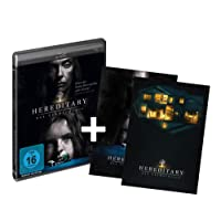 Hereditary - Das Vermächtnis - Inkl. Poster (exklusiv bei Amazon.de) [Blu-ray]