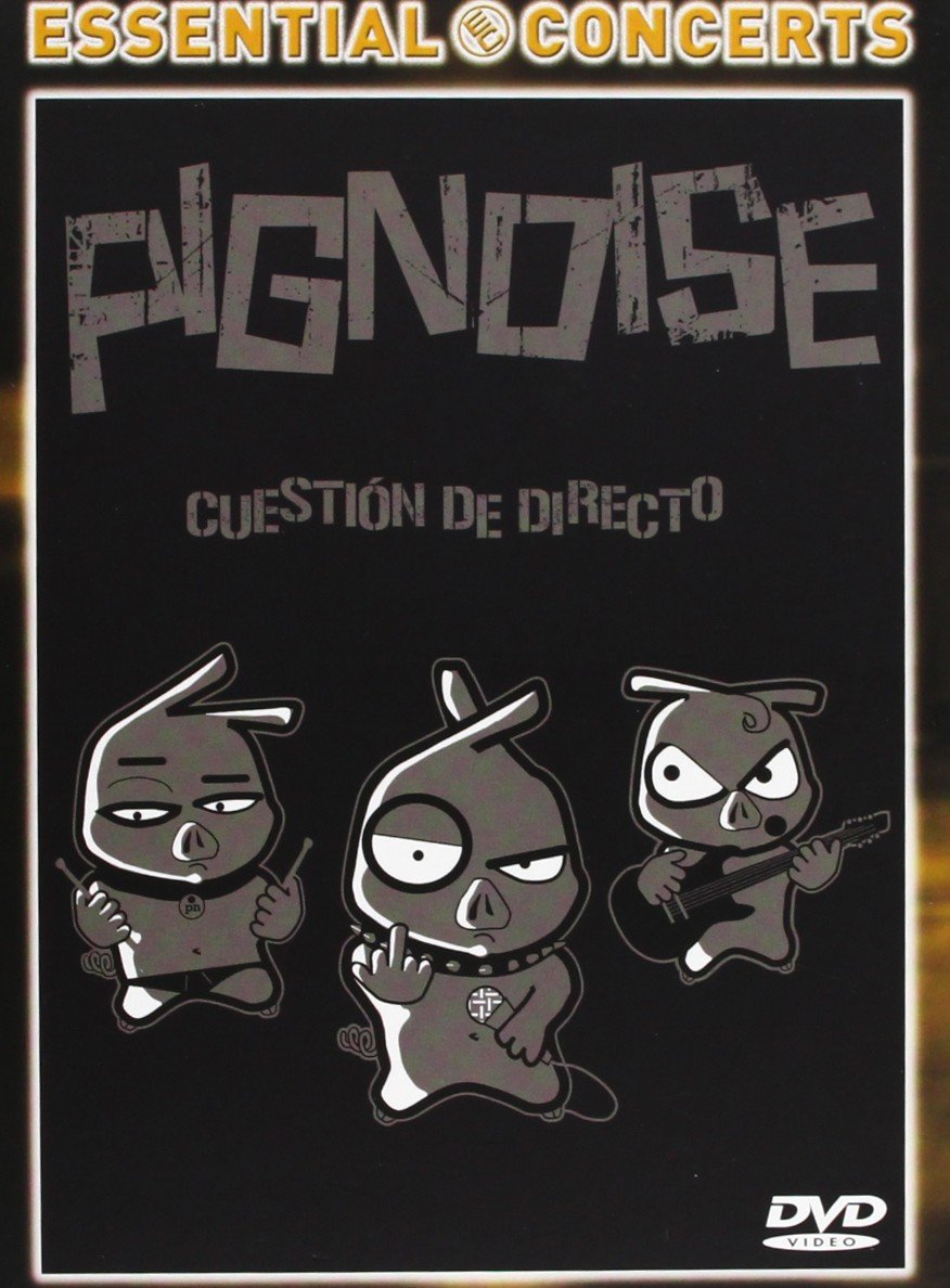 DESCARGAR PIGNOISE CUESTION DE DIRECTO DVD
