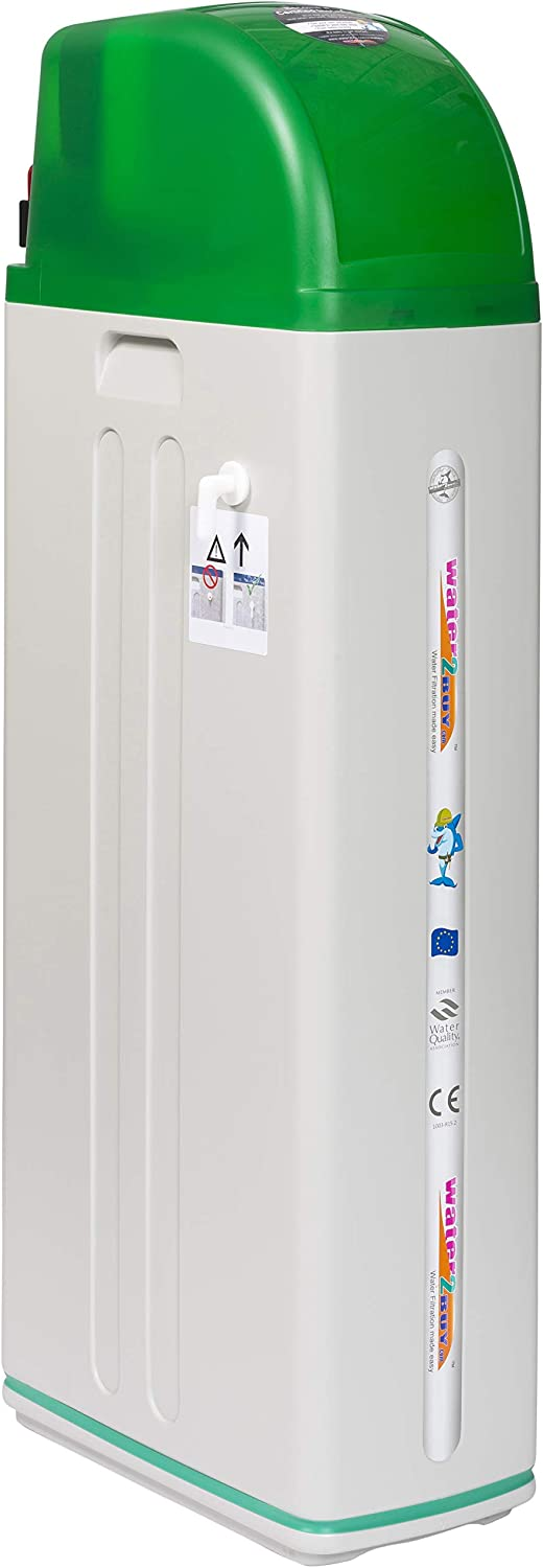 Water2Buy W2B800 Meter Water Softener for 1-10 people – Home Filtration & Limescale Removal System