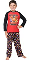 Intimo Five Nights At Freddy's Boys Character Faces Pajama Set