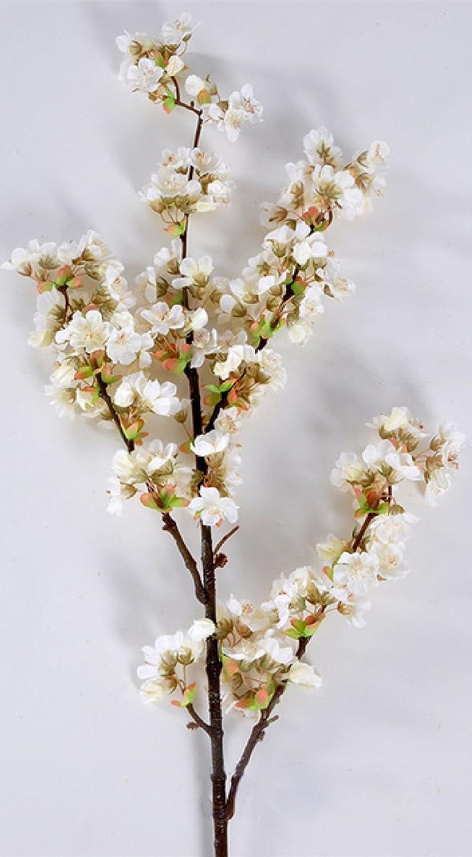 人工植物トロピカル植物人工花グリーン多肉植物植物 One Size ホワイト SDJKL1061953558 B07FXR9MQZ ホワイト