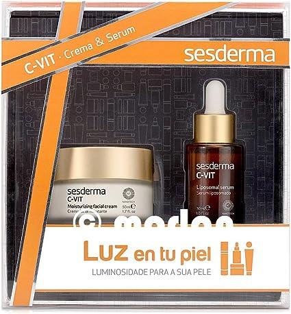SESDERMA Crema facial hidratante 30ml y 50 ml: Amazon.es: Salud y ...