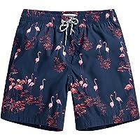 475f0fecb147d MaaMgic Mens Swim Trunks Quick Dry Beach Wear Shorts Mesh Lining Swimwear  Bathing Suits