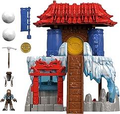 Fisher Price Playset Imaginext Templo Misterioso del Yeti