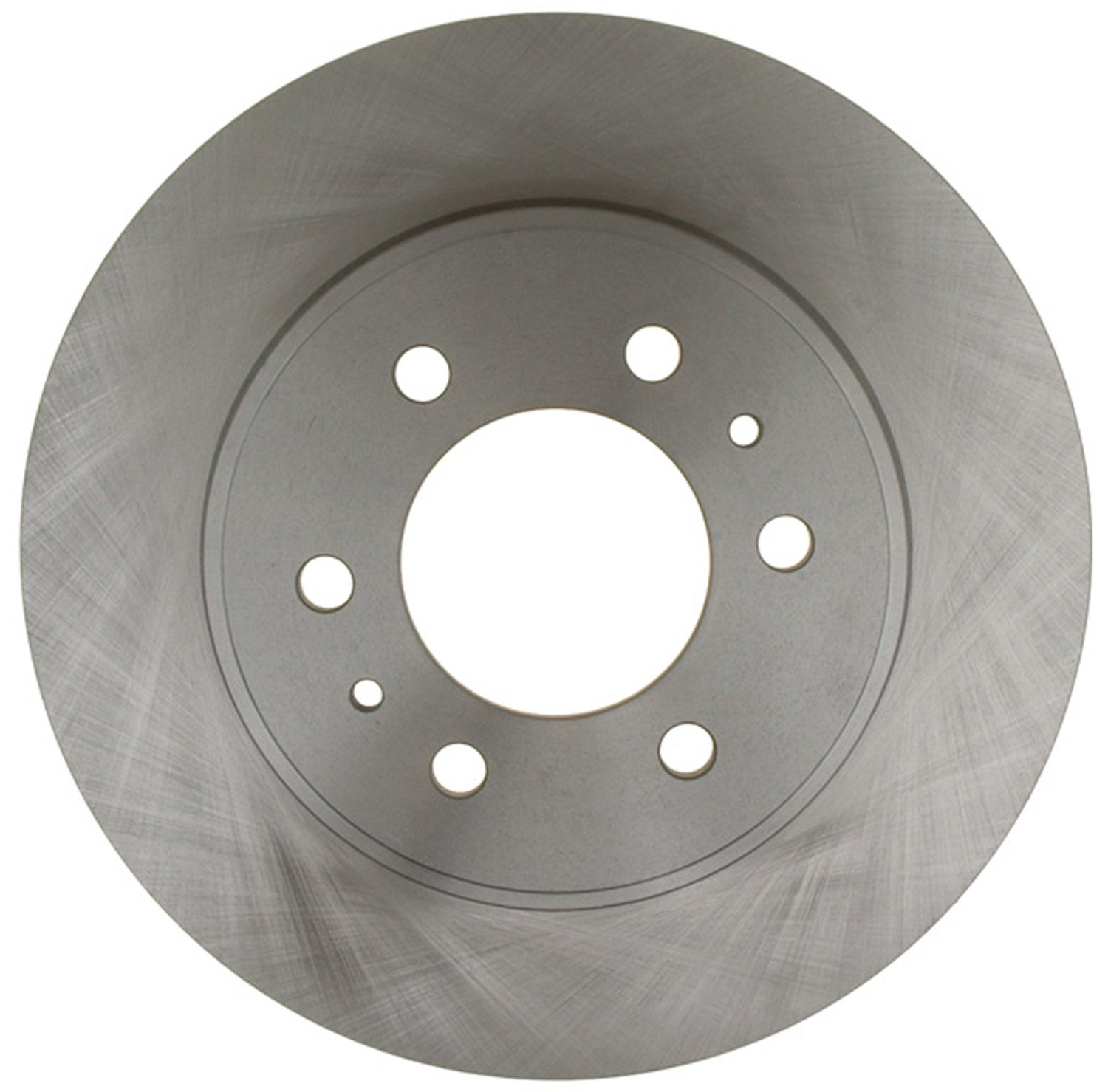 ACDelco 18A2723A Advantage Non-Coated Front Disc Brake Rotor