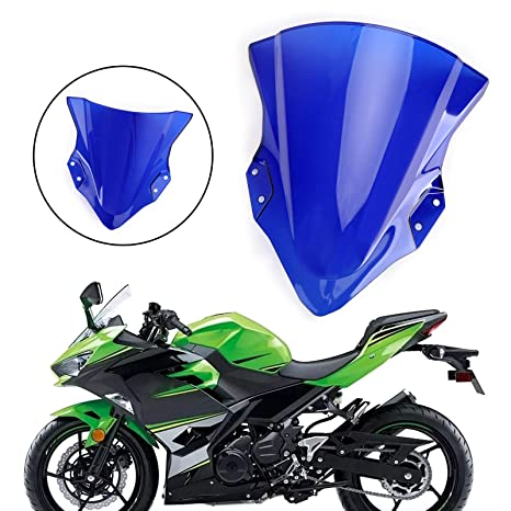 Amazon.com: Areyourshop ABS Moto Windshield Windscreen for ...