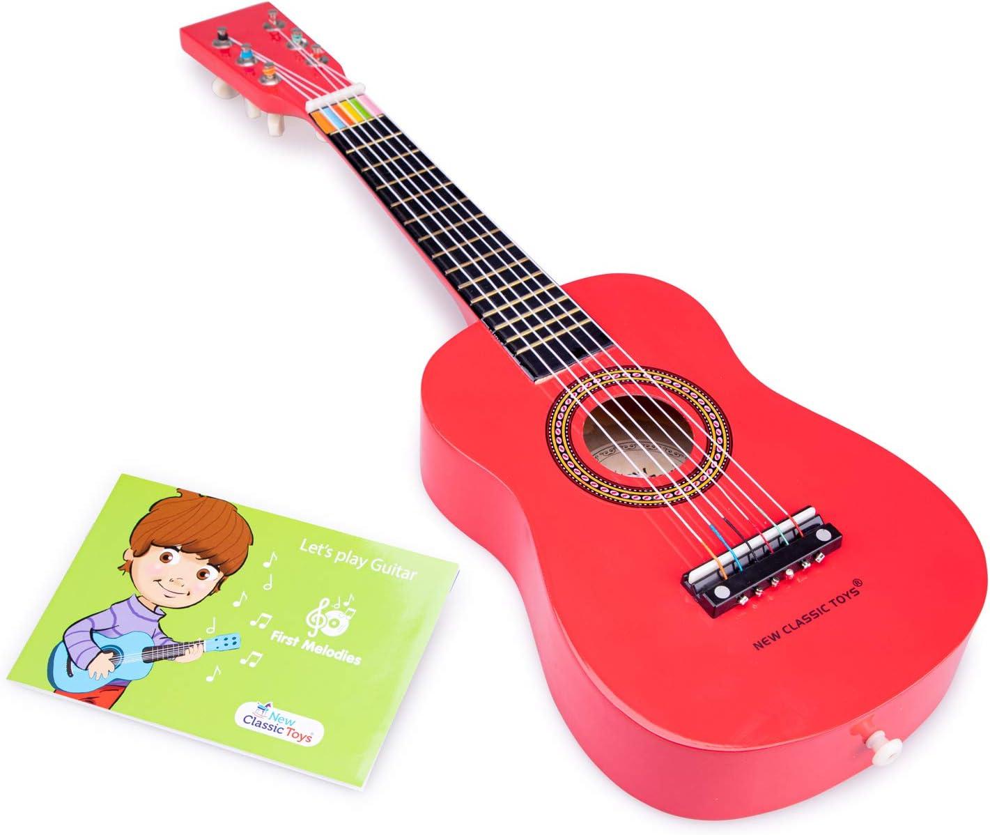 New Classic Toys - Guitarra para niños (Ref 0341): Amazon.es ...