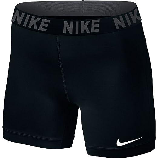 "81656a5c8 Women's Nike Victory Base Layer 5"" Training Shorts,Black/Black/White,"