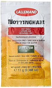 Lallemand DB-R43Y-0P5D Nottingham AleYeast(11 grams)