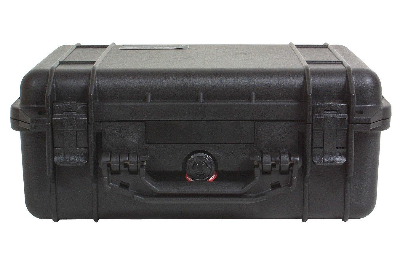 Peli 1450 mit Schaumeinsatz Farbe schwarz 2018 Box