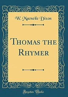 Thomas the Rhymer (Classic Reprint) & Amazon.com: Thomas the Rhymer (9780553586978): Ellen Kushner: Books