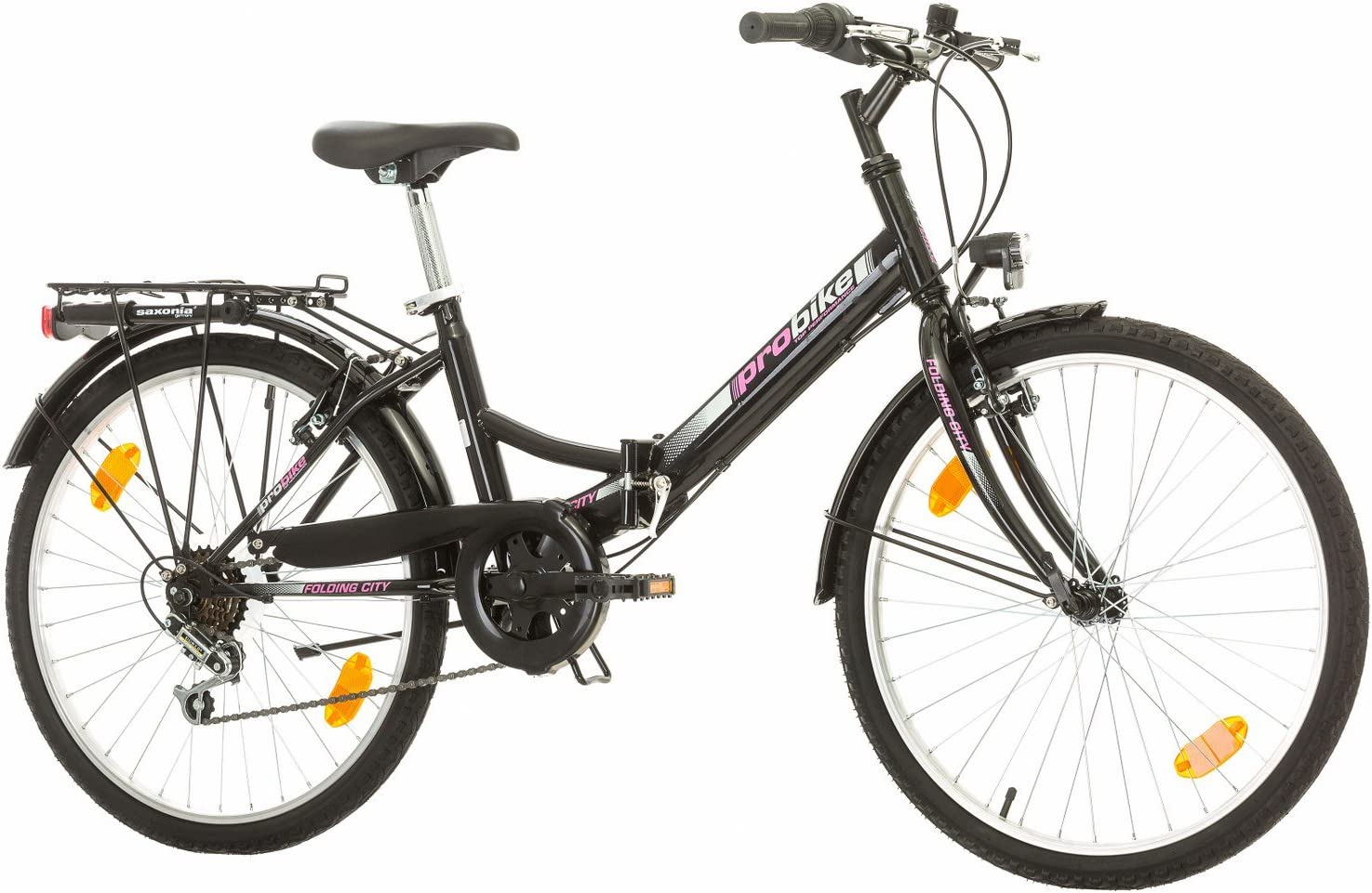 Multimarca, Folding City 24 Lady, 24 Pulgadas, 457 mm, Bicicleta ...