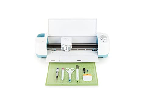 Cricut Explorer Air Wireless Electronic Cutting Machine Bundle Amazon In Office Products