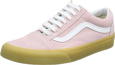 Vans Women's Low-Top Trainers, Pink