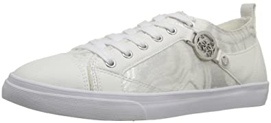 Womens Shoes GUESS Maadet White